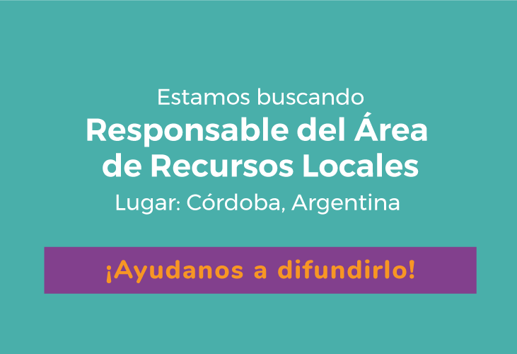 convocatoria responsable de Rec Loc